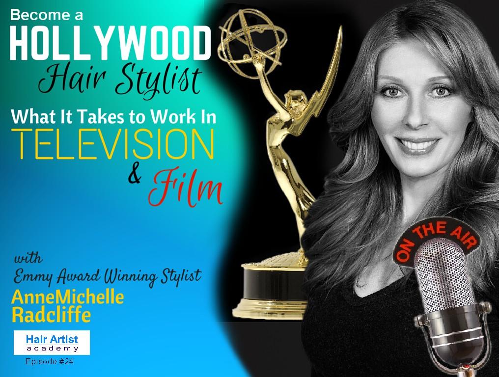 Become a hollywood hair stylist