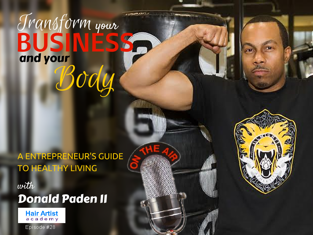 Transform your business and your body