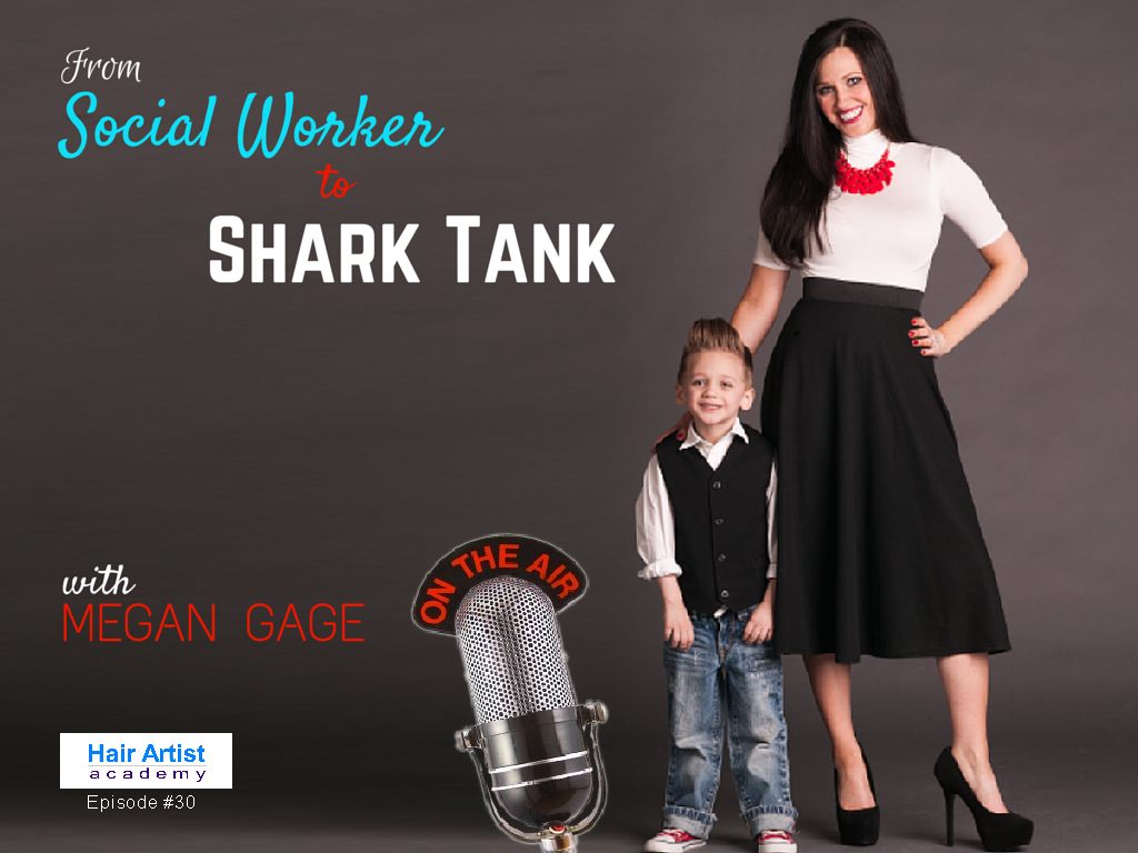 From Social Worker To Shark Tank
