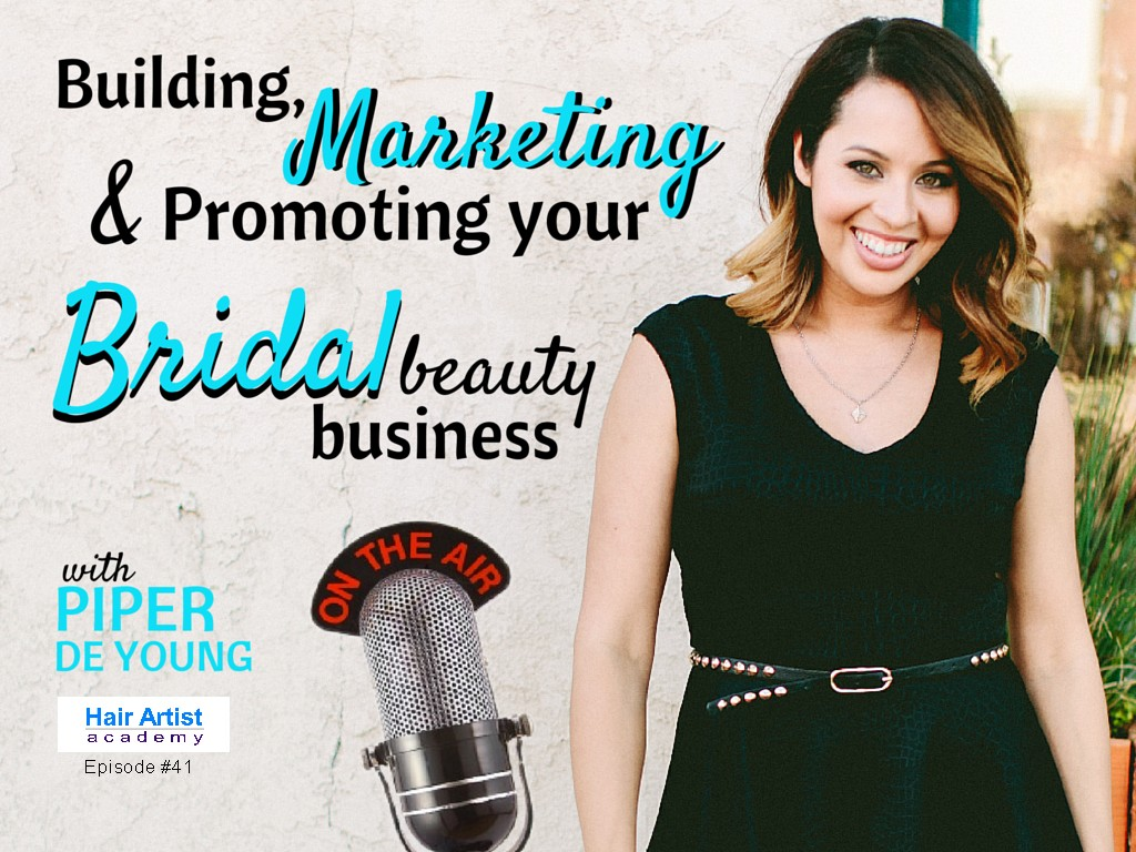 Building, marketing and promoting your bridal beauty business