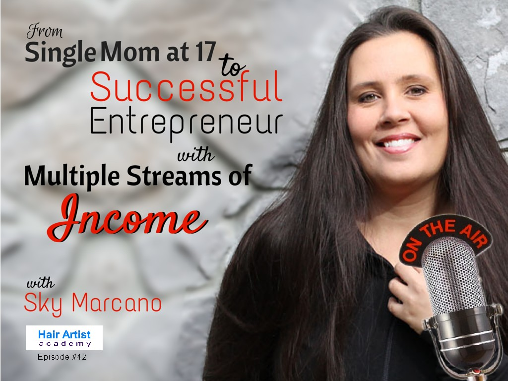 From Single Mom to successful entrepreneur