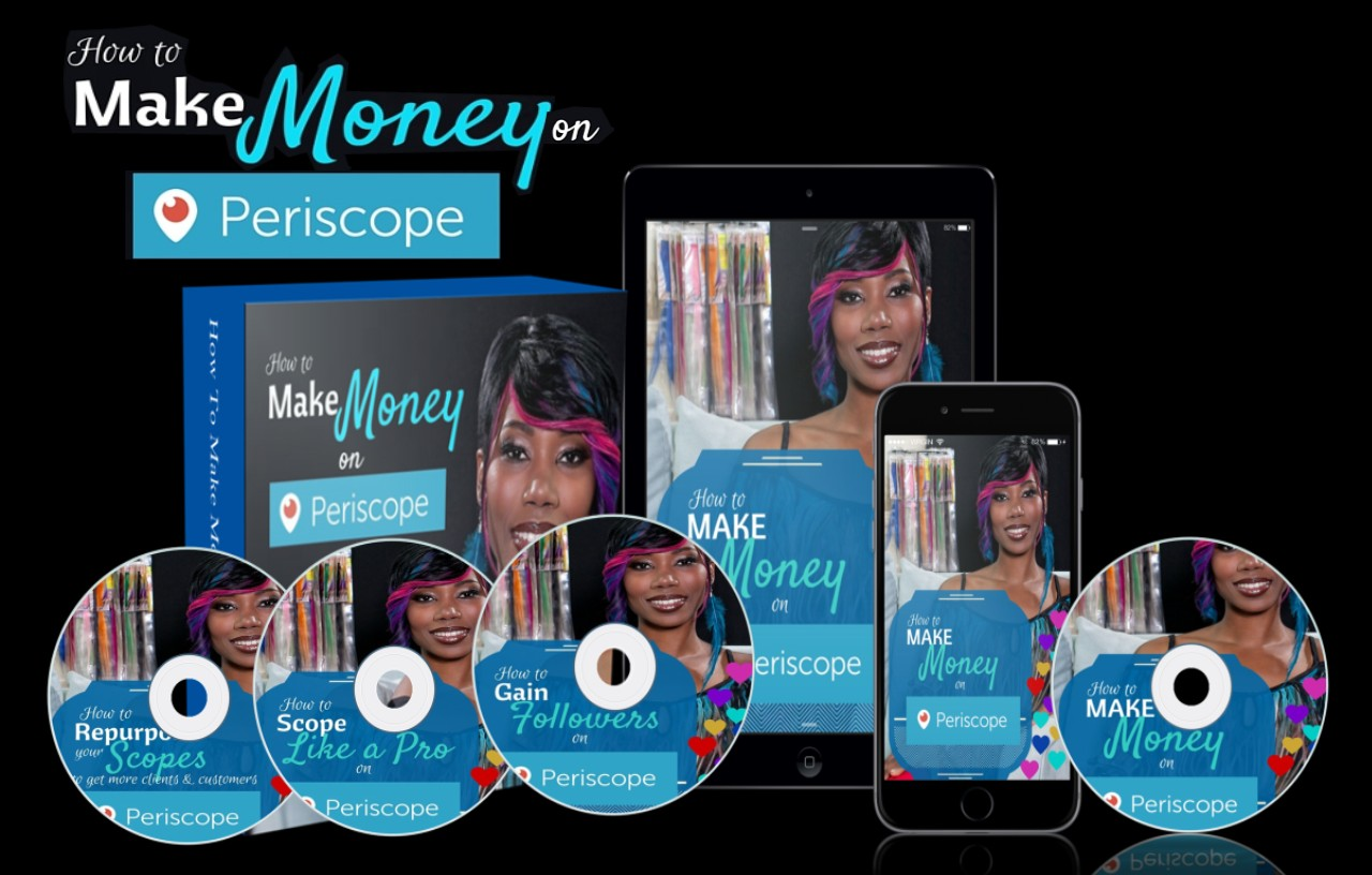 How to Make Money on Periscope Bundle