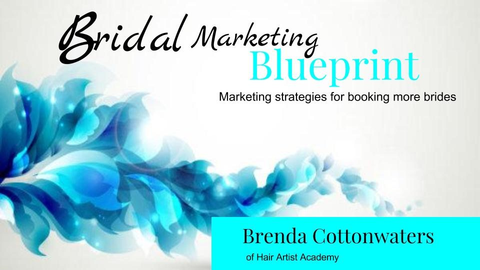 Bridal Marketing Blueprint Ebook landscape